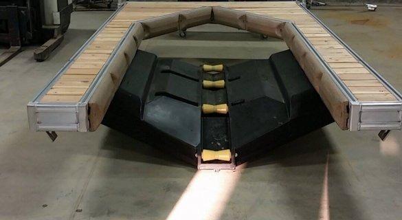 Aluminum Boat Lifts
