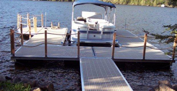 Aluminum Boat Docks