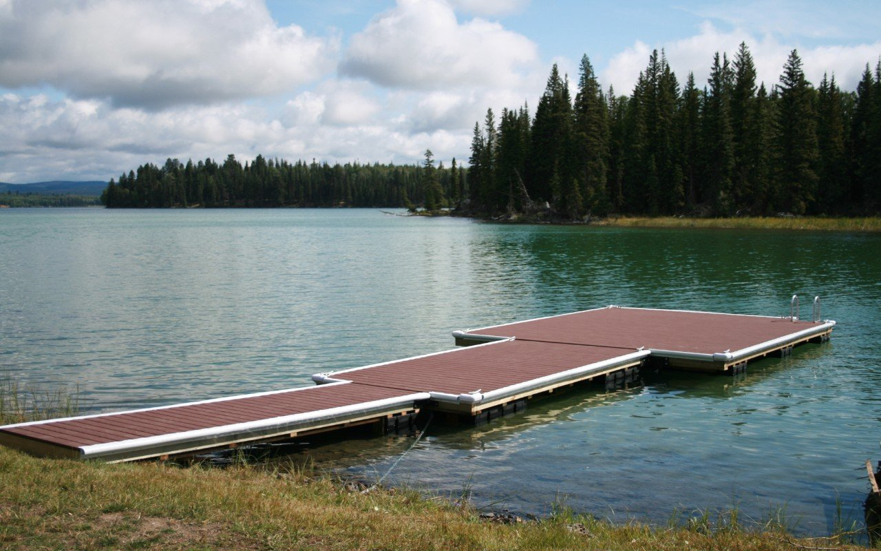 Floating Docks - Northeast Dock Sales