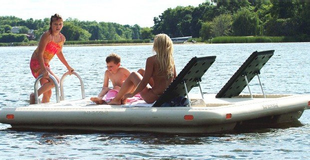 Floating Rafts